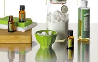 DIY All Natural House Cleaning Products